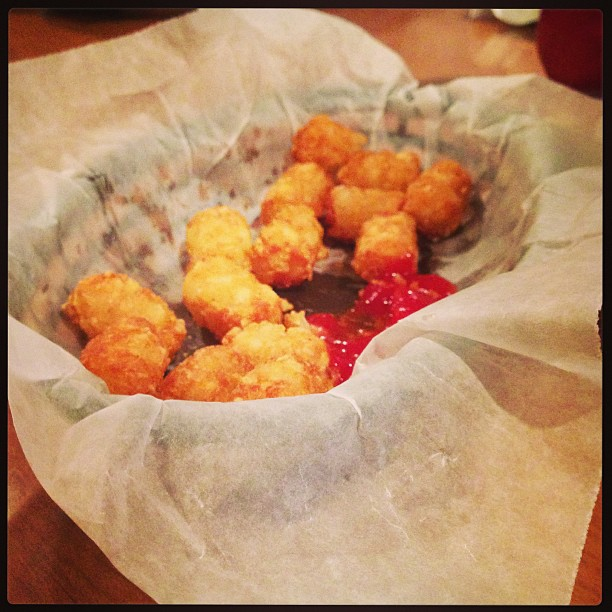 Tator Tots for Lunch & Other Stream-of-Consciousness Tales